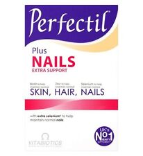Perfectil Plus Uñas 60 comprimidos de soporte extra
