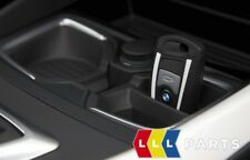 BMW NEW GENUINE F20 F21 F22 F23 STORAGE TRAY CUP HOLDER LHD SET PAIR LEFT RIGHT
