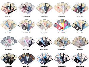 SOUNON® 10 Paare Damen Socken ohne Gummi -  Komfort Gesundheit
