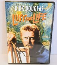 Kirk Douglas LUST FOR LIFE Brand New - Sealed DVD - FREE SHIPPING