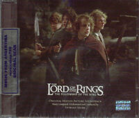 THE LORD OF THE RINGS THE FELLOWSHIP OF THE RING SOUNDTRACK SEALED CD NEW