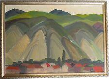 ARMENIAN ART GALLERY,Oil Painting,Armenie,Armenia KIROVAKAN,1967,A. GEVORGYAN