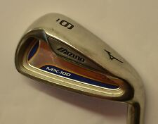 MIZUNO MX-100 6 Iron Regular Steel Shaft MX100