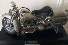 HarIey Davdson Arlen Ness Bike Silber Violett 1//6 Moto TZ Modell Motorrad