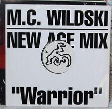 """M.C. WILDSKI* – WARRIOR (NEW AGE MIX)12"""""""