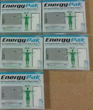 Lot of 5 NYKO Energy Pak Rechargeable Battery Packs for Wii Fit Balance Boards