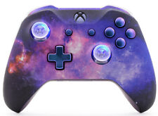 """Space"" Xbox One S / X Custom UN-MODDED Controller Unique Design"