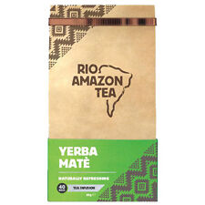 Rio Amazon Yerba Mate 1500mg 40 Tea Bags