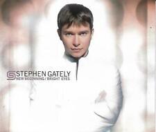Stephen Gately (CD1) - New Beginning/Bright Eyes (2000 CD Single)