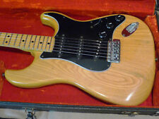 Fender stratocaster original early 76 electric guitar in great condition
