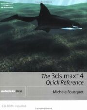 3ds max 4 Quick Reference