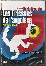 """DVD """"Les Frissons de l'angoisse"""" - Dario Argento  NEUF SOUS BLISTER"""