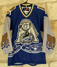 Long Beach Ice Dogs Youth Ice Hockey Jersey Size L/XL
