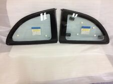 1994-1999 TOYOTA CELICA 2 DOOR COUPE LEFT AND RIGHT QUARTER GLASS SET 5248 5249