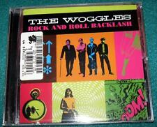 THE WOGGLES, Rock and Roll Backlash, CD, NEW (GARAGE)