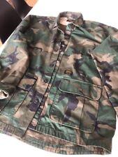 Carhartt WIP Men's Michigan Chore Coat Jacket Camo Tiger Green Black