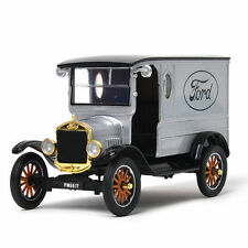 Motor Max 1:24 W/B Platinum Collection 1925 Ford Model T Paddy Wagon Diecast Car