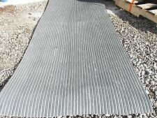 ROLLED Rubber FLOORING Mat (School Bus Aisle) trailer, snowmobile, NO SLIP