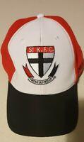 St Kilda Saints AFL Footy Mens Premium Cap Hat Member 2015 ISC Brand