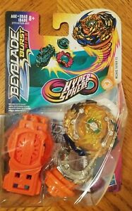 Hasbro Beyblade Burst Rise Hyper Sphere WIZARD FAFNIR F5 Starter Pack New!