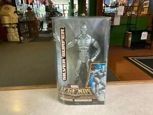 "2006 Hasbro Marvel Legends ICONS SERIES SILVER SURFER 12"" Inch Figure NIB"