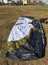 Ozone Manta 12m with Bar 2011 - LandKite Mountain Buggy SnowKite Kite
