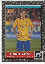 2015 Donruss Panini logotipo Black #68a lionel messi 1/1 fc barcelona 1 of 1 Barca