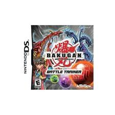 Nintendo DS Region Bakugan Battle Trainer