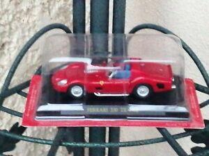 Rarissime Ferrari 330 TR 1962 1/43 ixo altaya en boîte blister d origine