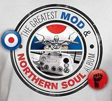 The Greatest Mod and Northern Soul Album - CD Compilation