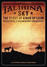 TALIHINA SKY: THE STORY OF KINGS OF LEON NEW DVD