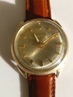 Vintage Bulova Accutron 214 Mens Wristwatch 1970 Production