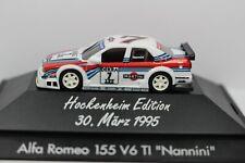 hg3525, Alter Herpa Alfa Romeo 155 V6 Nannini #7 PC 1:87 / H0