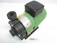 Sondermann RM-PP-8/60-30 Magnetic Drive Pump 3-Phase 208/360VAC 180W 60 L/min