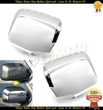 For 06 07 08 09 10 11 12 13 14 Honda Ridgeline Chrome Door Mirror Covers