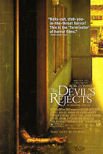 THE DEVIL'S REJECTS (2005) ORIGINAL MOVIE POSTER  -  ROLLED
