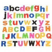 Alphabet Lower/Upper case Letters Fridge Magnets Child Toy Spelling Learn 52x