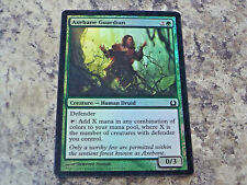 1x Foil - Axebane Guardian - Magic the Gathering MTG Return to Ravnica