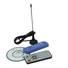 USB 2.0 Digital DVB-T SDR+DAB+FM HDTV TV Tuner Receiver Stick RTL2832U+ R820T2