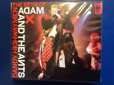 ADAM AND. THE. ANTS.       BEST. OF ADAM  AND THE. ANTS.       TWO DISC. BOXSET