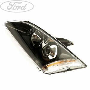 Genuine Ford Focus Mk2 C-Max CC Front N/S Head Lamp Light Unit Xenon 1480999