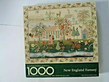 """Springbok """" New England Fantasy """" Puzzle 1000 Pieces"""