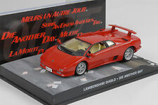 Película James Bond - LAMBORGHINI DIABLO -the Other Día - 1:43 IXO ALTAYA