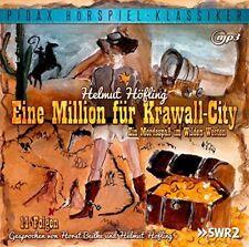 Eine Million für Krawall-City - 11 teilige Serie (Pidax Hörspiel)  CD/NEU/OVP
