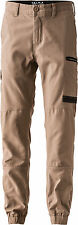 FXD WORK PANTS WP4 WP-4 WORKWEAR COTTON STRETCH CUFF BRAND NEW TRADIES PANTS