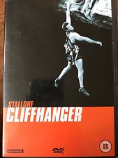Sylvester Stallone CLIFFHANGER ~ 1993 Action / Mountaineering Classic UK DVD