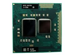 Procesador SLBMD CPU Intel Core i3-330M 2.13GHz 3M Socket G1 rPGA988A