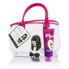 NEW Nicki Minaj Onika Coffret: EDP Spray 100ml/3.4oz + Pink Friday Body 2pcs+bag