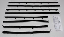 1968-72 Chevy Chevelle Concourse 4 Door Wagon Repops Weatherstrip Kit (6 pcs)