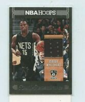 ISAIAH WHITEHEAD 2017-18 Panini NBA Hoops Rookie Remembrance Jersey RR-IW